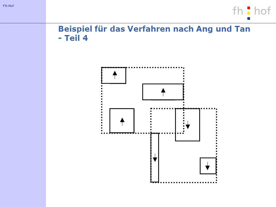 Beispiel für das Verfahren nach Ang und Tan - Teil 4