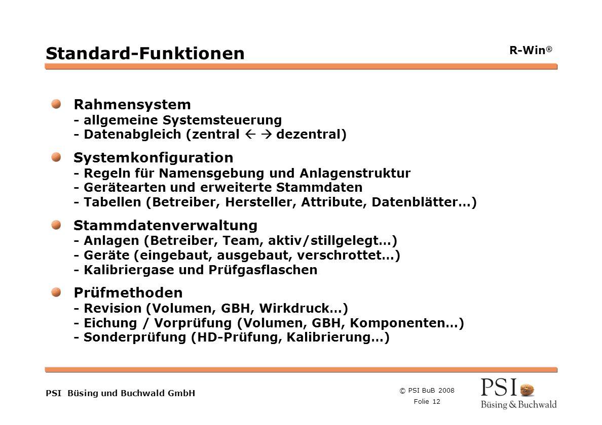 Standard-Funktionen Rahmensystem - allgemeine Systemsteuerung - Datenabgleich (zentral   dezentral)