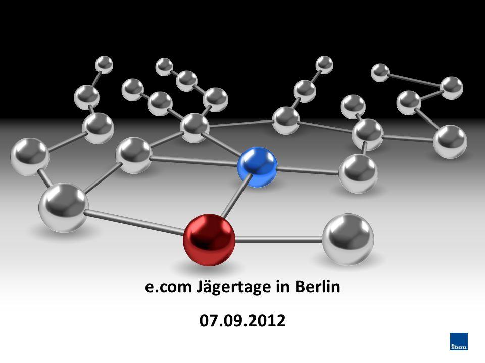 e.com Jägertage in Berlin