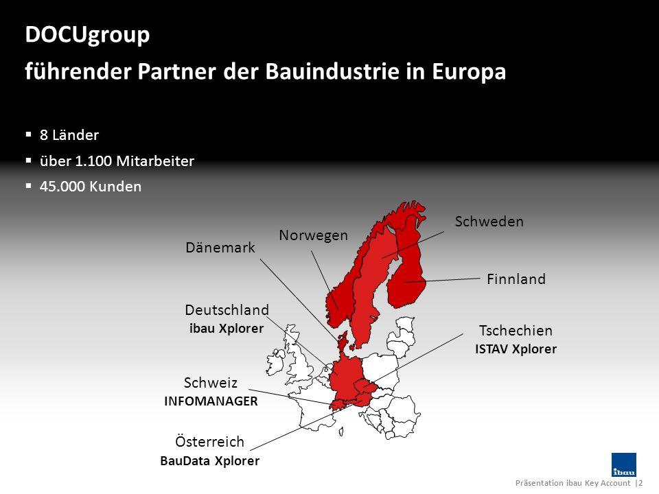 Österreich BauData Xplorer