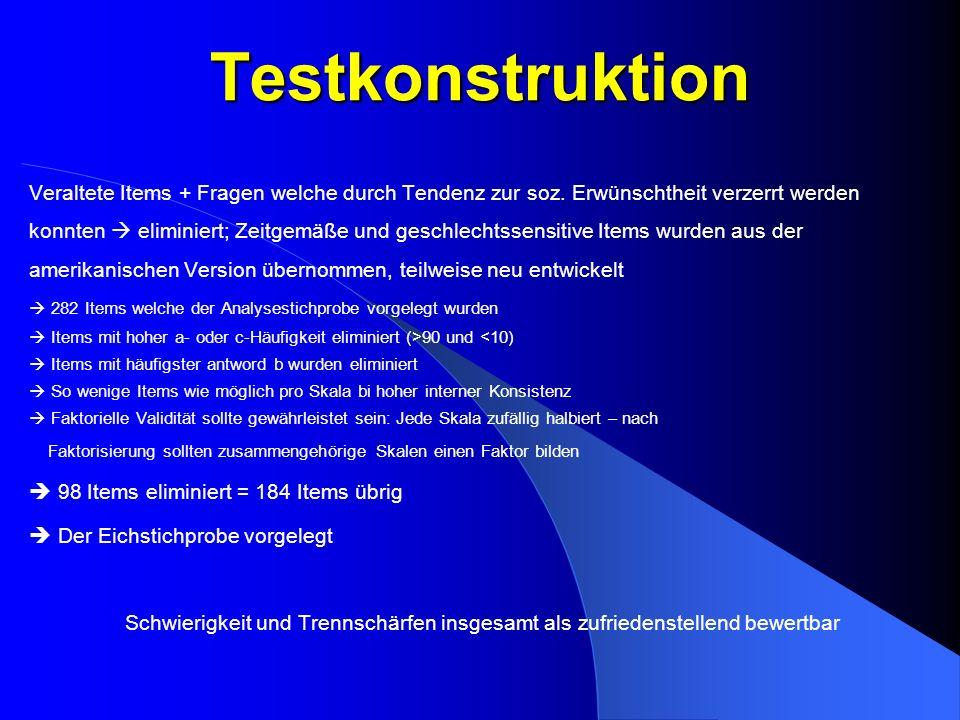 Testkonstruktion