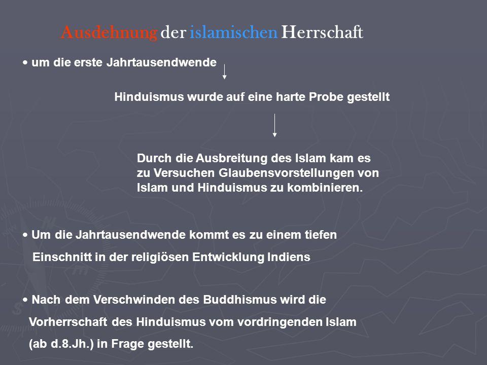 Ausdehnung der islamischen Herrschaft