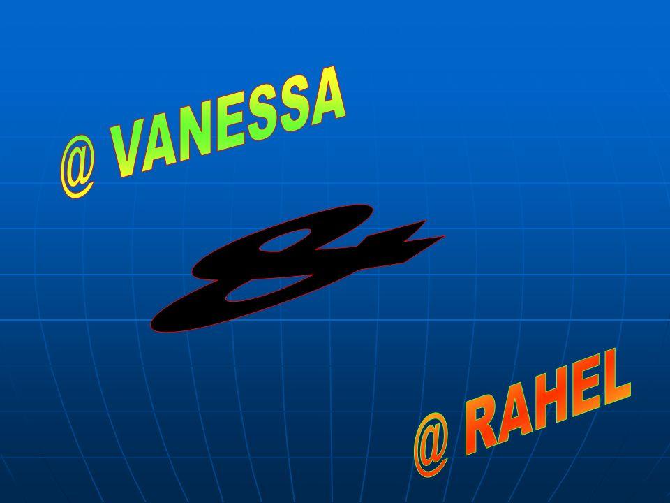 @ VANESSA & @ RAHEL