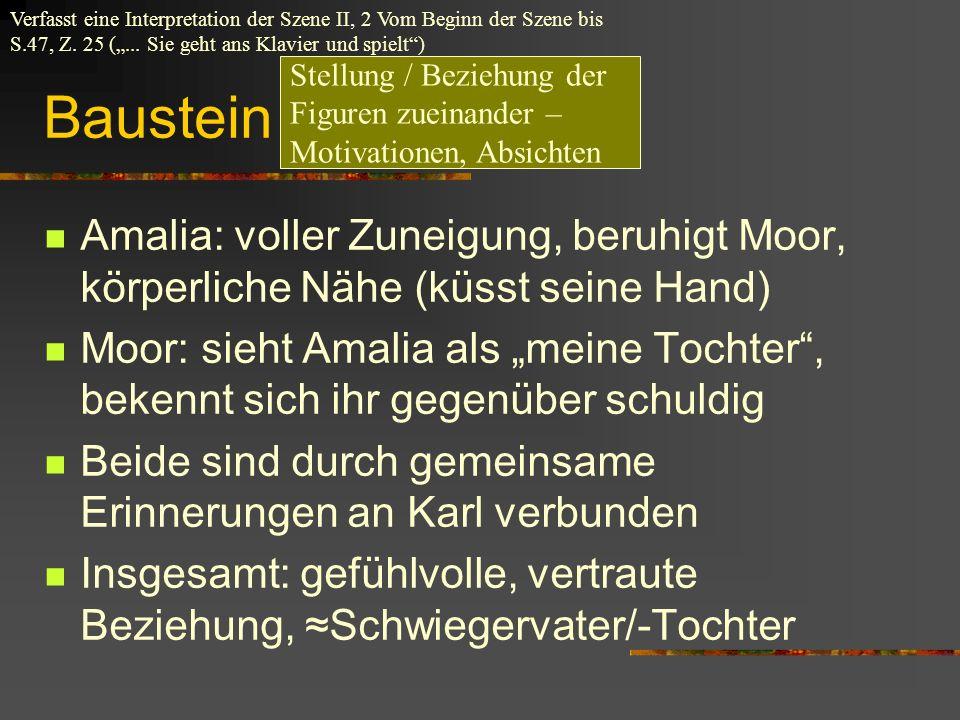 """Baustein """"Die Beziehung"""