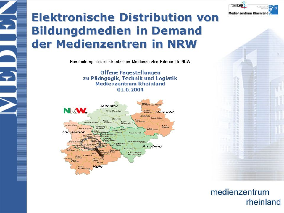 Medienzentrum Rheinland