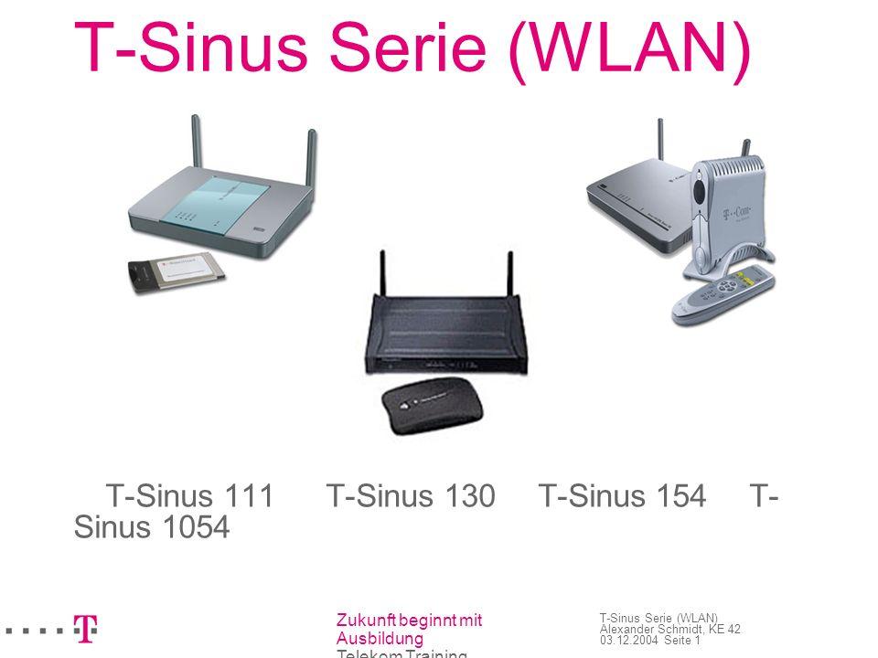 T-Sinus 111 T-Sinus 130 T-Sinus 154 T-Sinus 1054