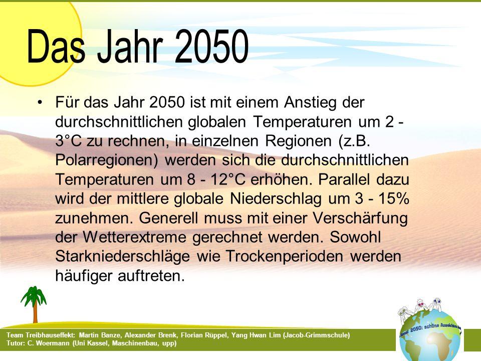 Das Jahr 2050