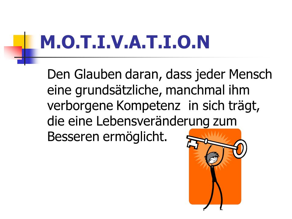 M.O.T.I.V.A.T.I.O.N