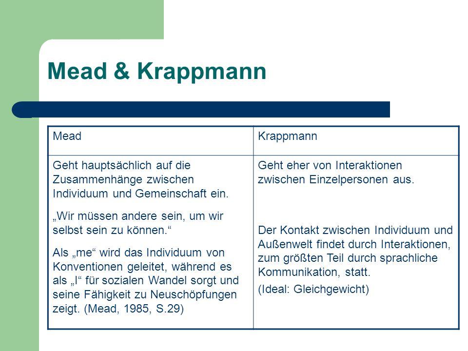 Mead & Krappmann Mead Krappmann