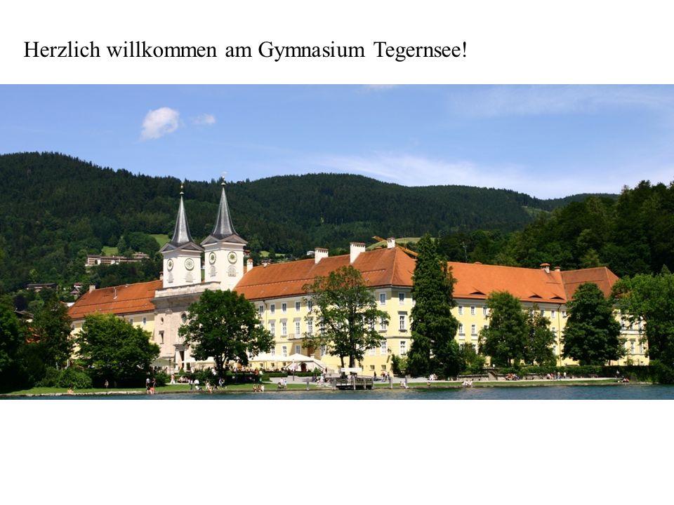 Herzlich willkommen am Gymnasium Tegernsee!