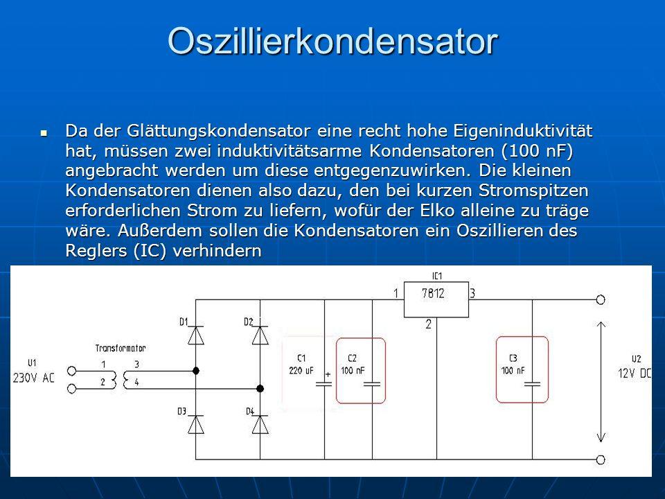 Oszillierkondensator