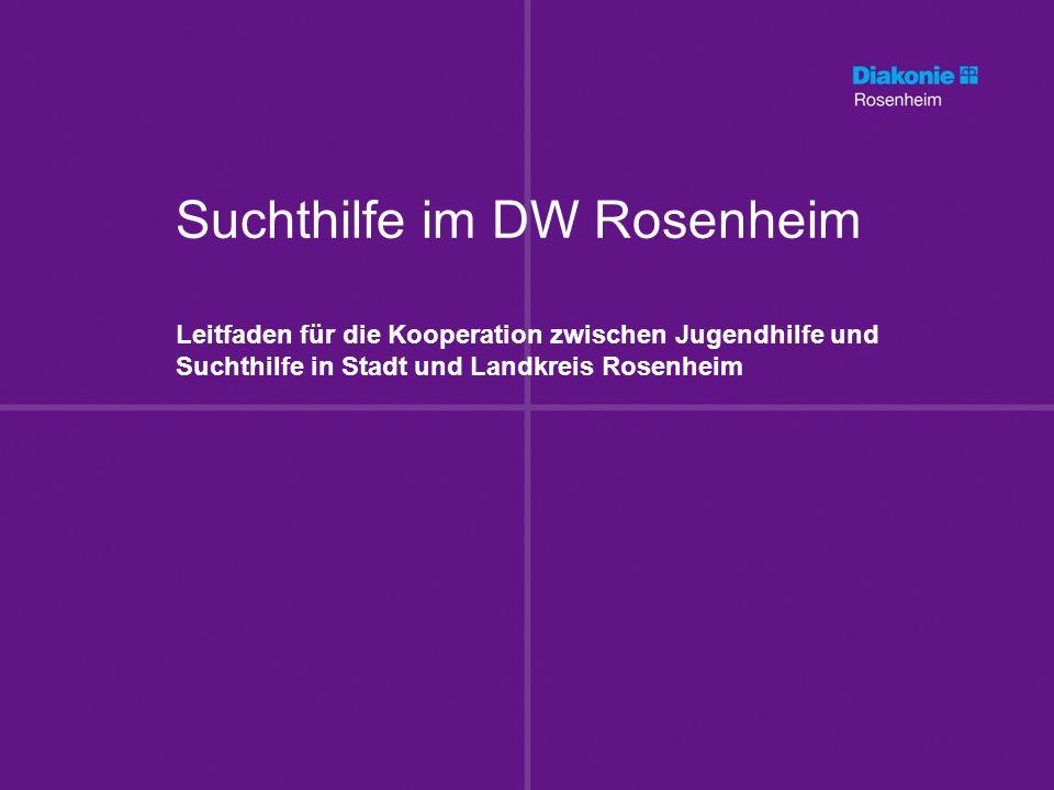 Suchthilfe im DW Rosenheim