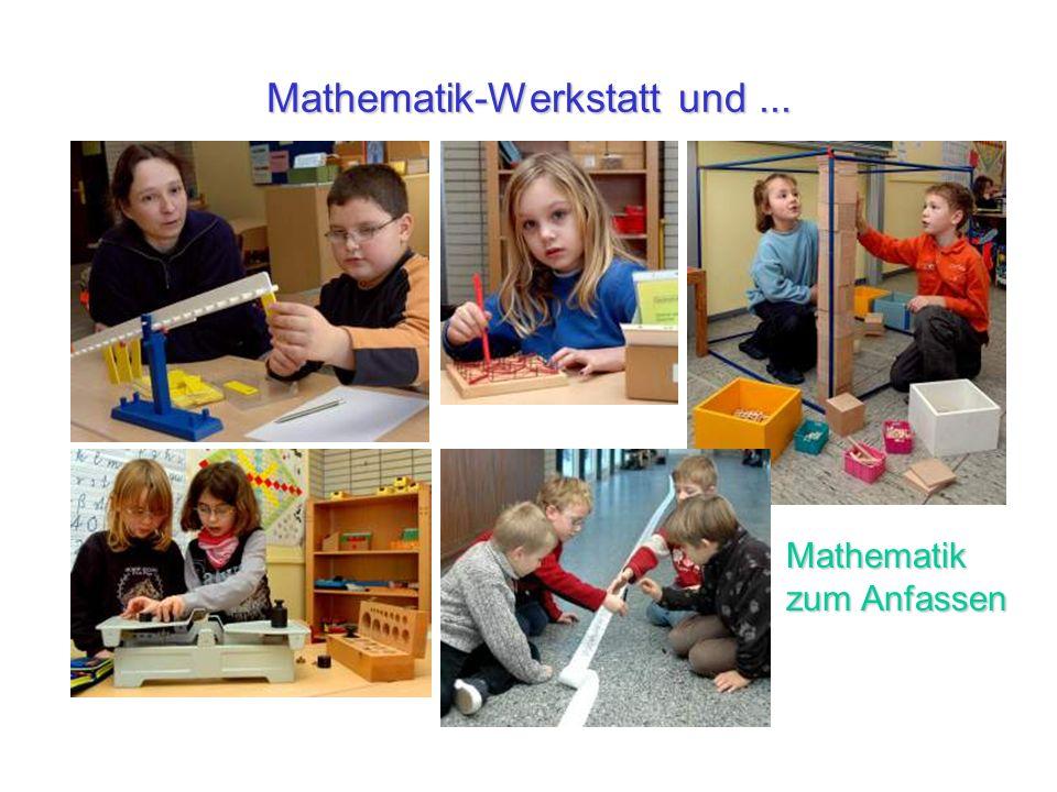 Mathematik-Werkstatt und ...