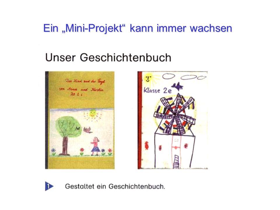 """Ein """"Mini-Projekt kann immer wachsen"""