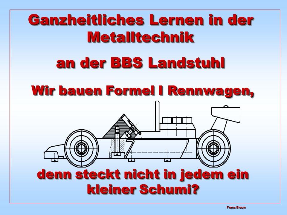 Ganzheitliches Lernen in der Metalltechnik an der BBS Landstuhl
