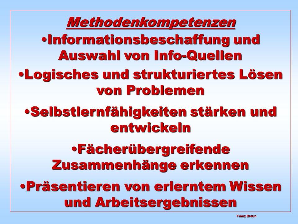 Informationsbeschaffung und Auswahl von Info-Quellen