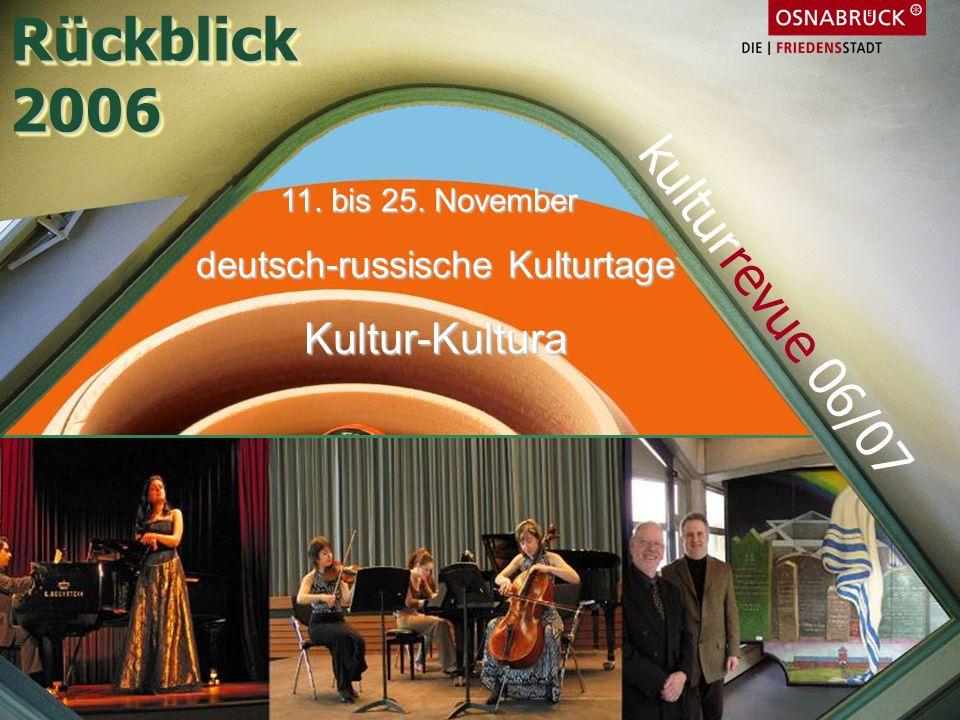 deutsch-russische Kulturtage