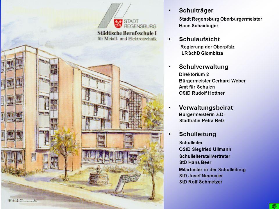 Stadt Regensburg Oberbürgermeister