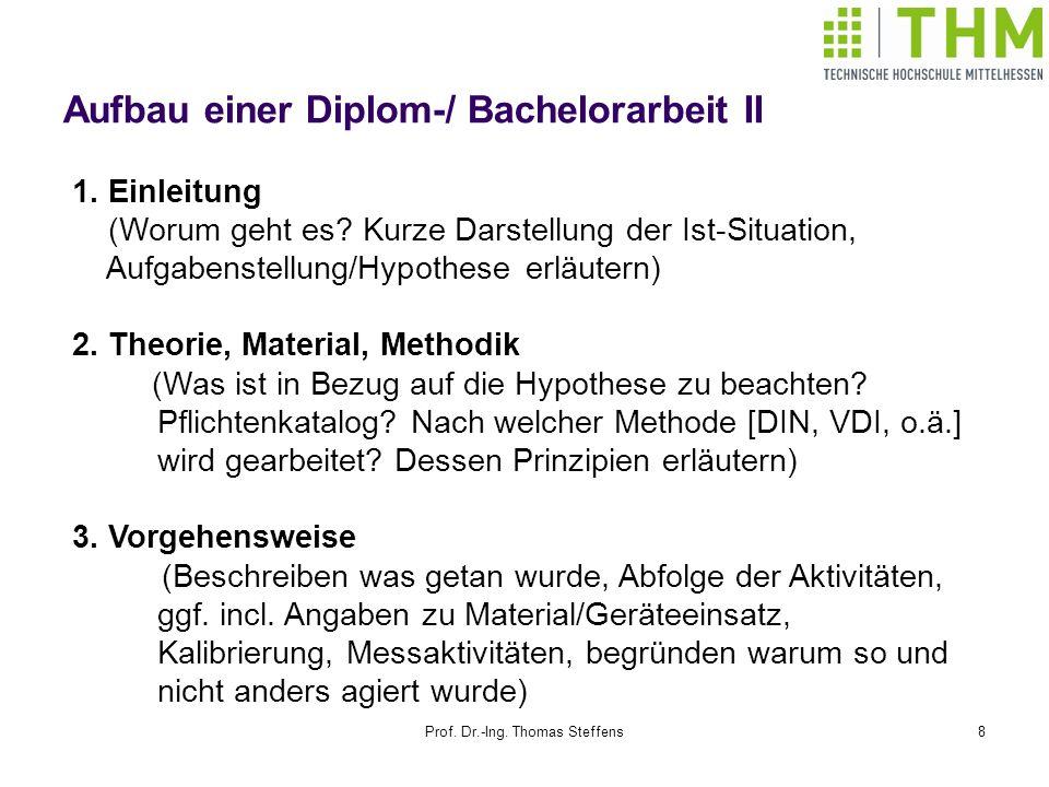 Prof. Dr.-Ing. Thomas Steffens