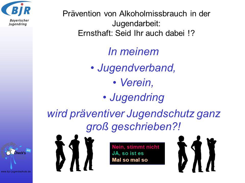 wird präventiver Jugendschutz ganz