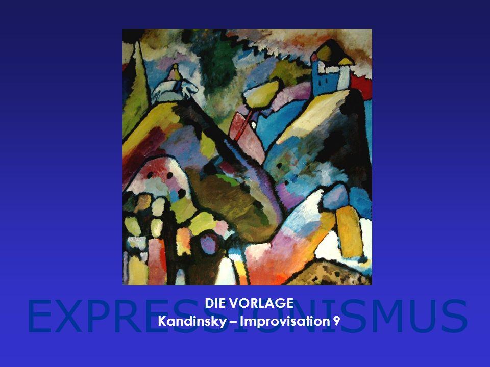 Kandinsky – Improvisation 9