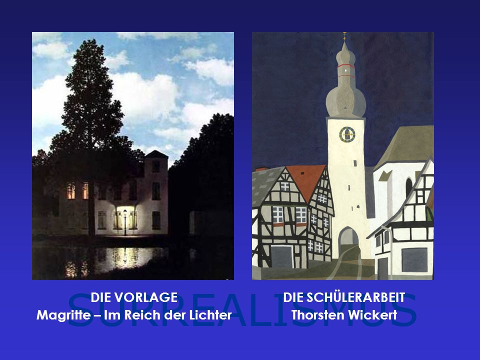Magritte – Im Reich der Lichter