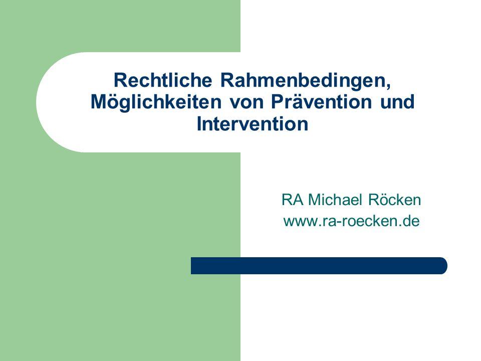 RA Michael Röcken www.ra-roecken.de