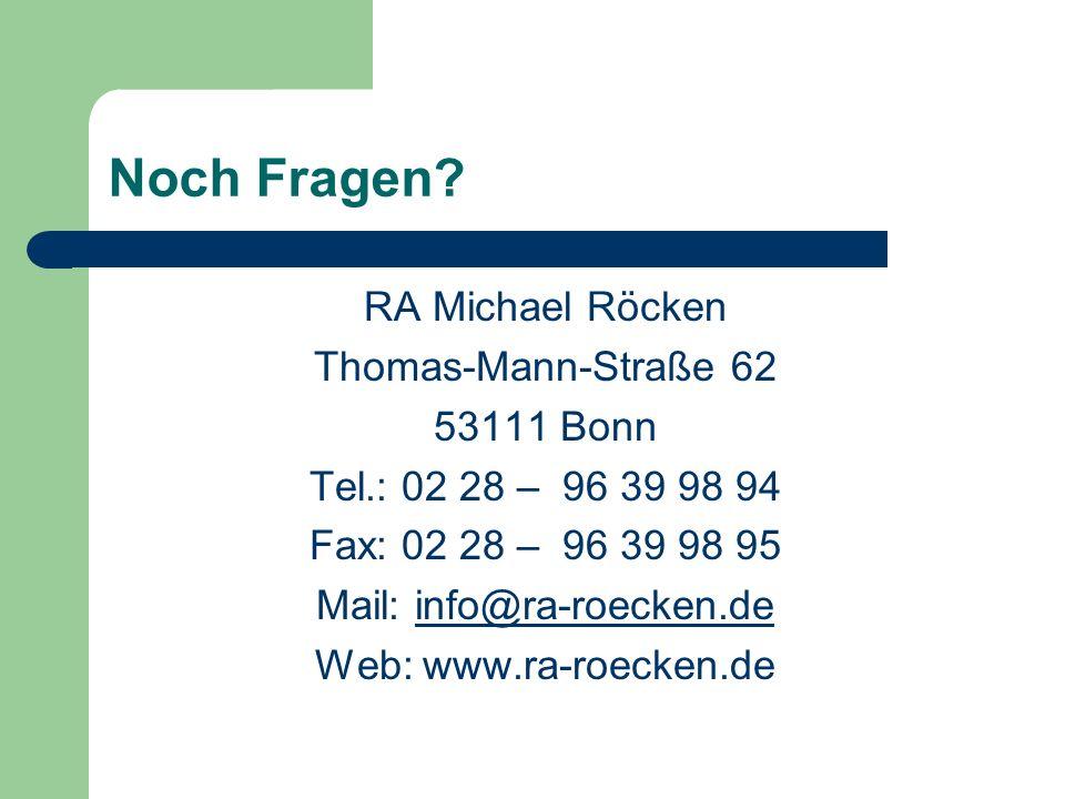 Mail: info@ra-roecken.de