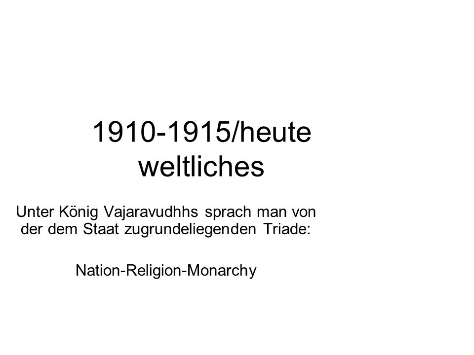 Nation-Religion-Monarchy
