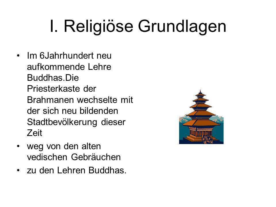 I. Religiöse Grundlagen