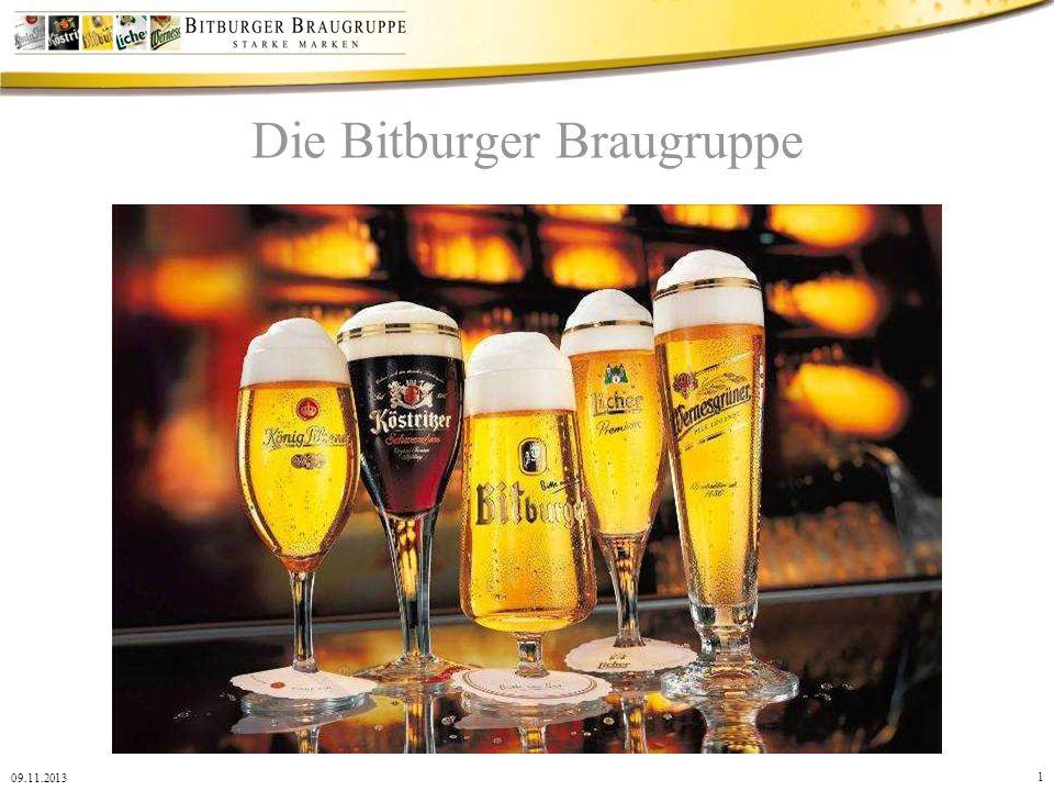 Die Bitburger Braugruppe