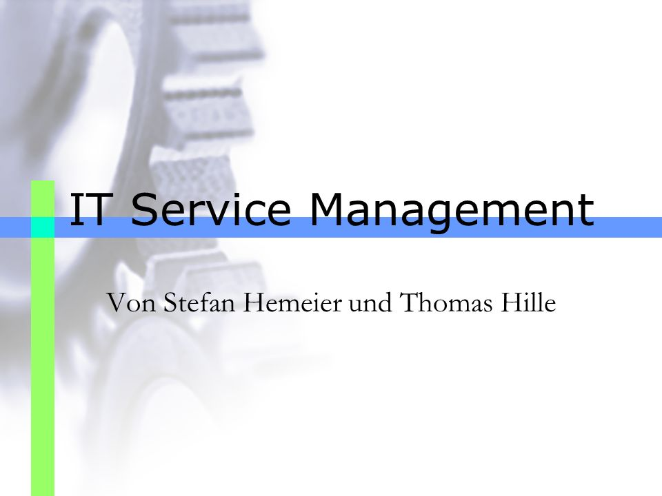 Von Stefan Hemeier und Thomas Hille
