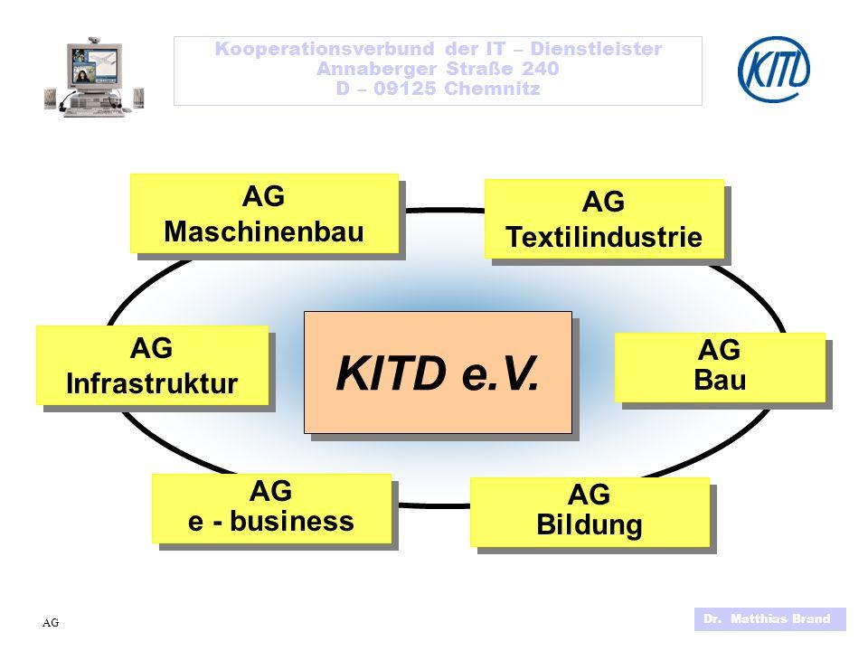 Kooperationsverbund der IT – Dienstleister