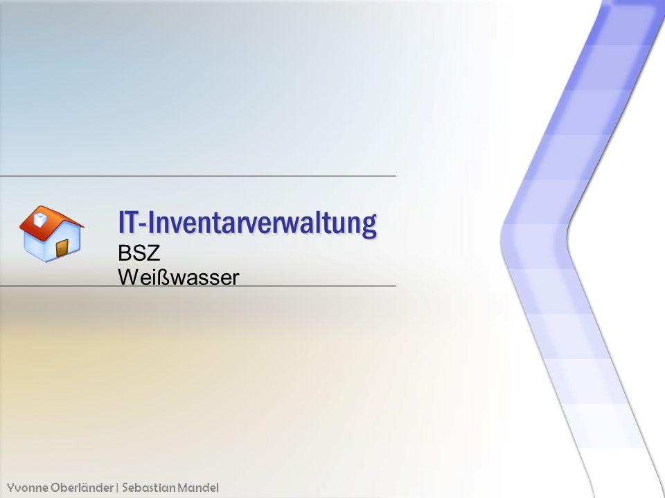 IT-Inventarverwaltung