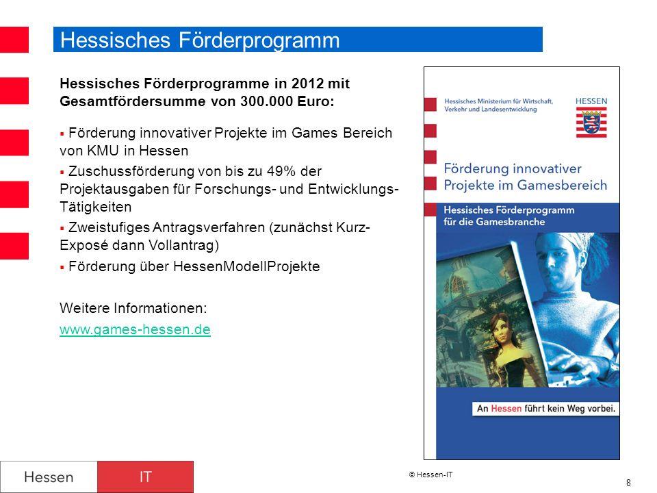 Hessisches Förderprogramm