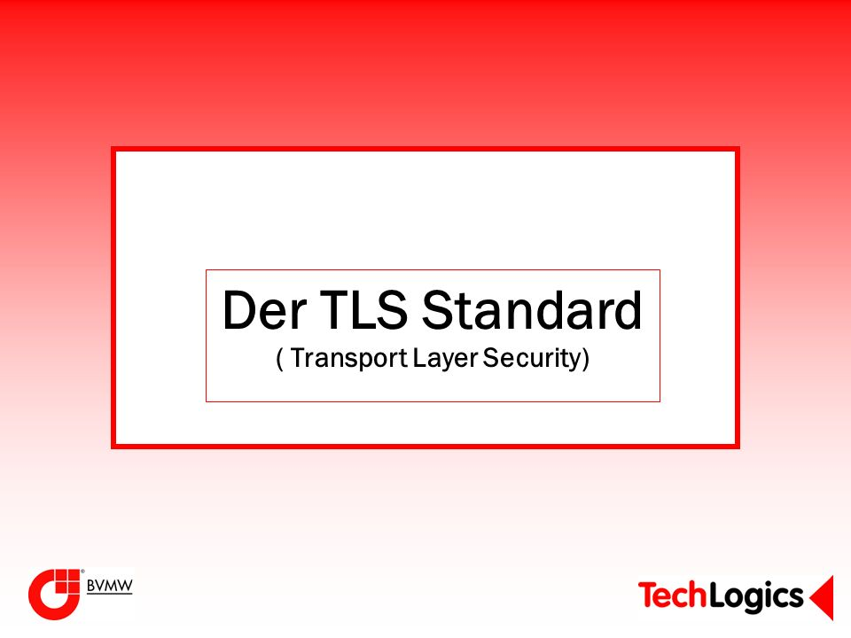 ( Transport Layer Security)