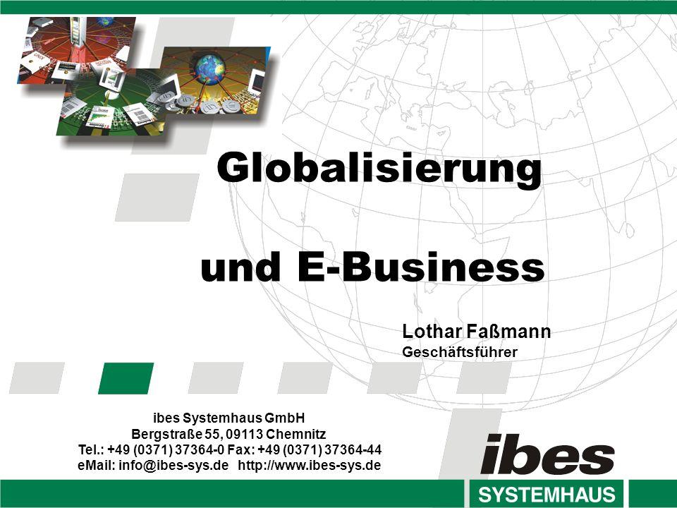 Globalisierung und E-Business