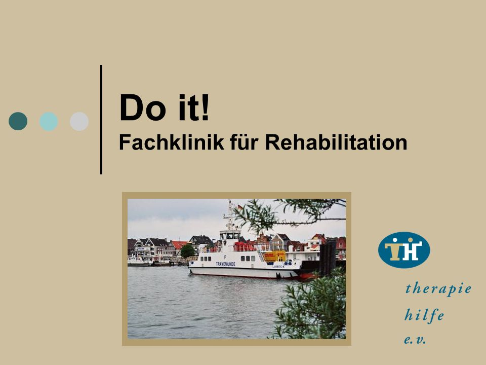 Do it! Fachklinik für Rehabilitation