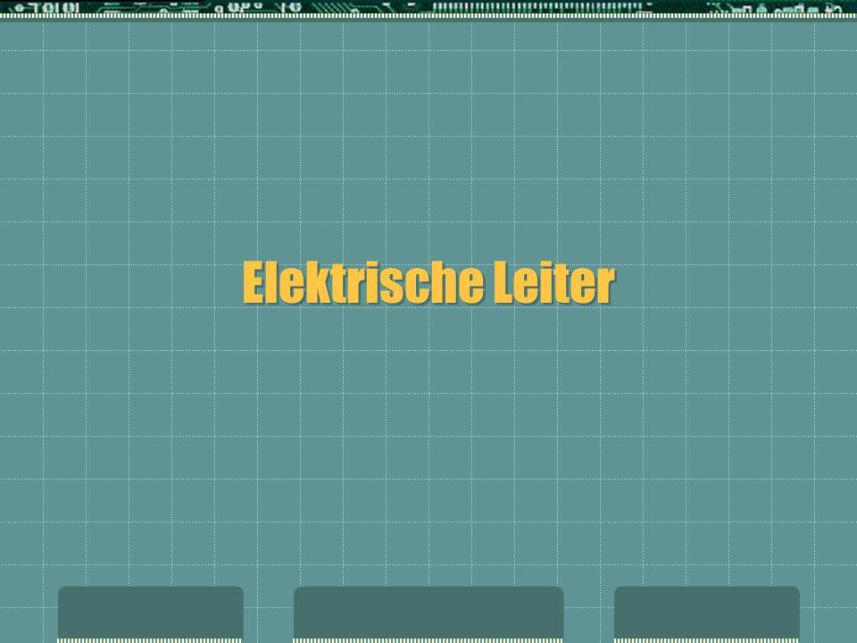 Elektrische Leiter