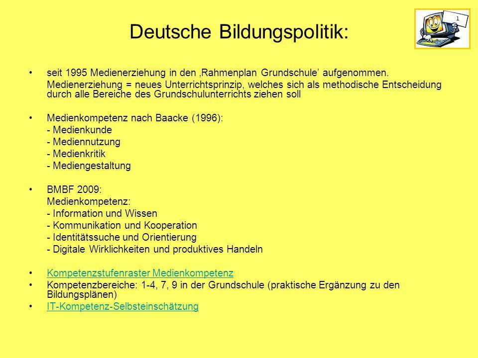 Deutsche Bildungspolitik: