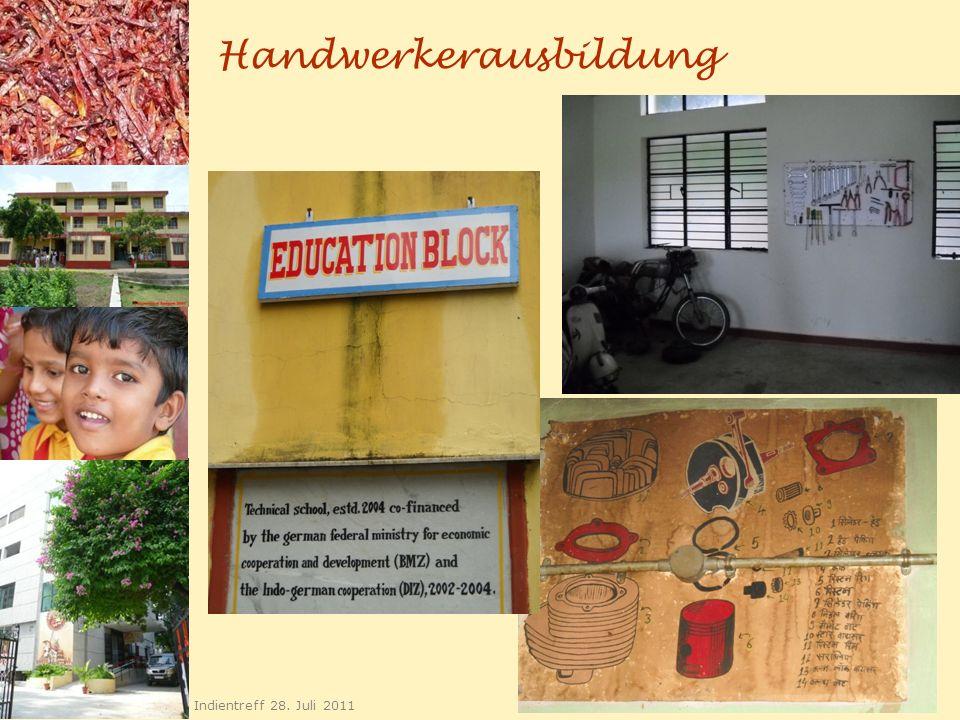 Handwerkerausbildung