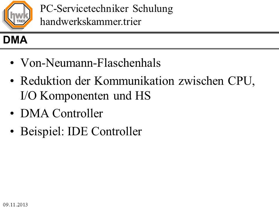 Von-Neumann-Flaschenhals
