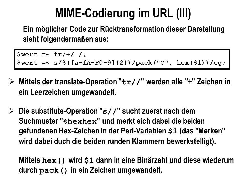 MIME-Codierung im URL (III)