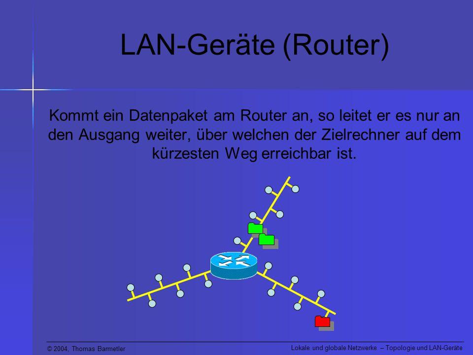 LAN-Geräte (Router)