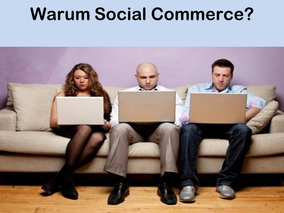Warum Social Commerce 2626