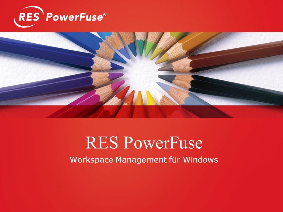 Workspace Management für Windows