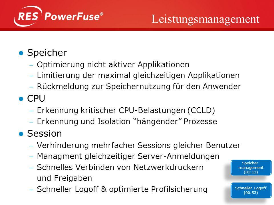 Speicher- management (01:13)