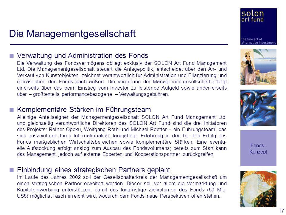 Die Managementgesellschaft