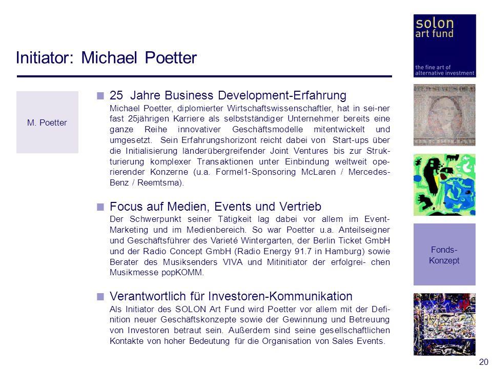 Initiator: Michael Poetter