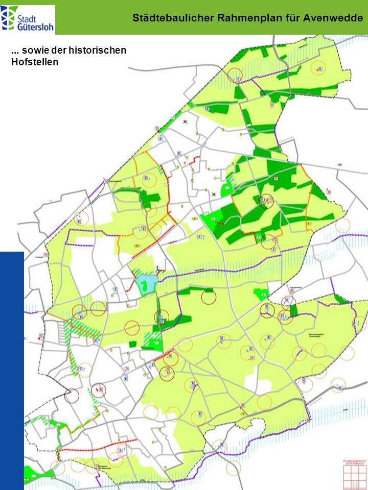 Städtebaulicher Rahmenplan für Avenwedde